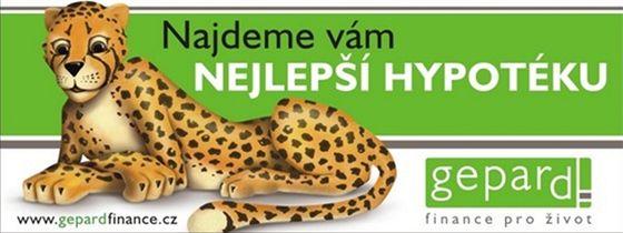 Gepard Finance  - nejv�t�� specialista na hypot�ky