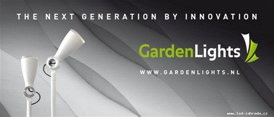 Nová kolekce zahradního osvětlení