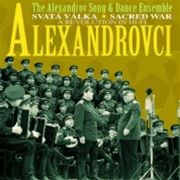 Alexandrovci (obal CD)