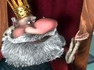 Z chystaného filmu Kozí příběh se sýrem 3D