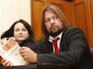 Ji�� Pomeje u Obvodn�ho soudu pro Prahu 2. (28. �nora 2012)