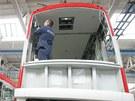 Tramvaje s označením Inekon 12-Trio vyráběla ostravská firma pro americký trh