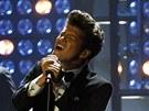 Brit Awards 2012: Bruno Mars