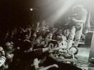 Zóna A na Rockfestu 1989