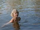 Michelle Williamsová ve filmu Můj týden s Marylin
