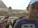 Z filmu Zpět na Tahrír