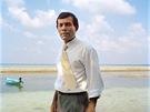 Z filmu Prezident mizejících ostrovů