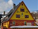 Restaurace Zum Erzgebirge v Altenbergu