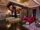 Tato ložnice byla nejoblíbenějším místem zpěvačky. Zde trávila nejvíce svého