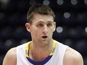 Zbyněk Pospíšil, kapitán pardubických basketbalistů