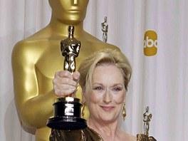 """Triumf """"Železné lady"""" Meryl Streepové. Herečka, která ztvárnila neústupnou"""