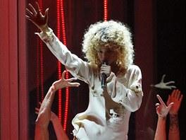 Brit Awards 2012: Rihanna