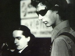 První česká punková kapela Energie G (1979)