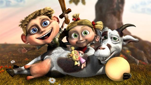 Re: Kozí příběh se sýrem / Goat Story 2 (2012)