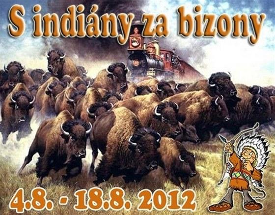 Dětský letní tábor S Indiány za bizony