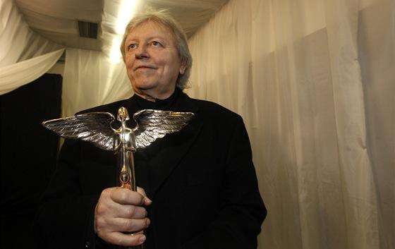 Ceny Anděl 2012: Václav Neckář