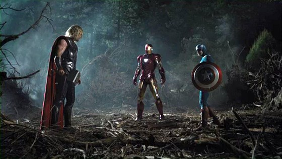 Avengers si vyjas�uj� pozice.