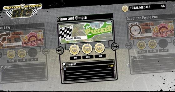 Motorstorm RC na handheldu PS Vita od Sony