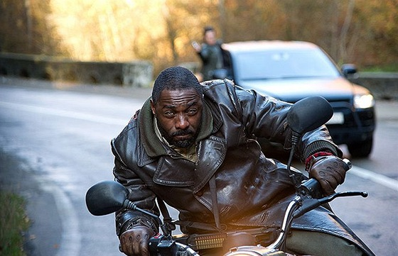 Idris Elba ve filmu Ghosr Rider 2: Spirit of Vengeance