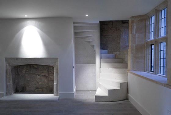 Nejpůvodnější část domu pochází z 16. století a jedno z jejích prvních