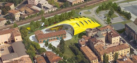 Museum Enzo Ferrari