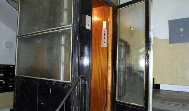 výtah, ilustra�ní foto