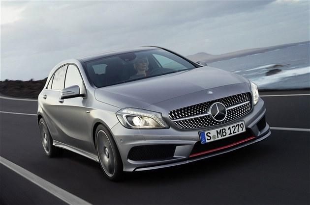 Nový Mercedes t�ídy A