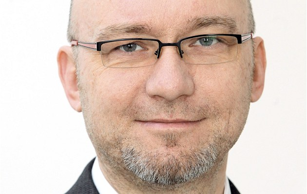 Michal Schuster, redaktor �eské televize
