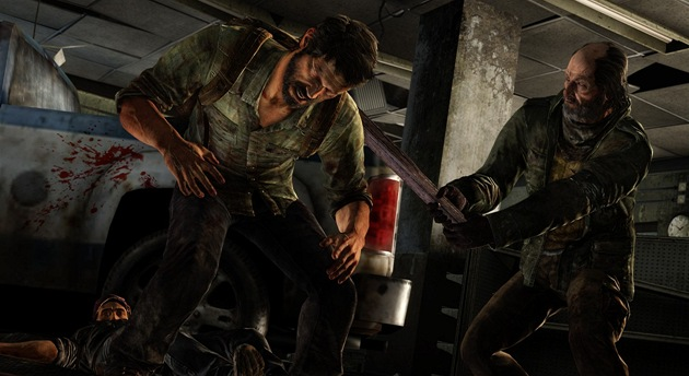 Last of Us - Joel má potí�e.