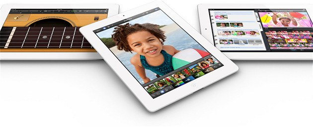 Aplikace na novém displeji iPadu vypadají lépe