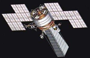 Družice Kosmos systému včasné výstrahy Oko (US-K)