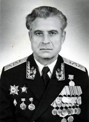 Viceadmirál Vasilij Alexandrovič Archipov