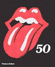 The Rolling Stones: 50 (ob�lka knihy)