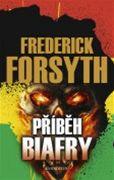 Frederick Forsyth: P��b�h Biafry (ob�lka knihy)