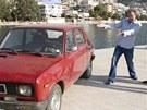 """Po vystoupení z trajektu čeká na redaktory Top Gearu """"bentley"""". Je skvostný!"""