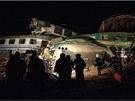Na místě vlakového neštěstí v Polsku zasahovaly stovky záchranářů (4. března