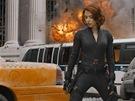 Scarlett Johansson hraje agentku organizace S.H.I.E.L.D. Nataša Romanoff aneb...