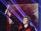 Ceny Anděl 2012 - Madrage (skupina roku)