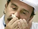 Mistrovství světa sýrů v americkém Madisonu. (8. března 2012) - vůně byla...