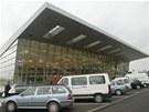 Nová odletová hala ostravského letiště v Mošnově.