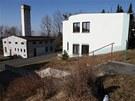 Are�l budouc� nov� v�znice ve Vy�n�ch Lhot�ch na Fr�decko-M�stecku. (5. b�ezna 2012)