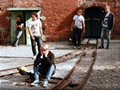 Promo snímek kapely Nebe k albu Legosvět (2012)