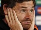 PROPUŠTĚN. Andre Villas-Boas od neděle není trenérem fotbalistů Chelsea, tedy