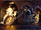 Z prvního filmu Ghostr Rider