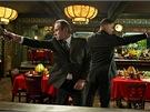 Tommy Lee Jones a Will Smith ve filmu Mu�i v �ern�m III