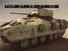 Bojové vozidlo pěchoty M2 Bradley