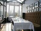 Restaurace De Kas je vysoká osm metrů.