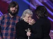 Ceny Anděl 2012 - Václav Neckář, Dušan Neuwerth a Marie Rottrová