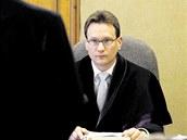 Soudce Jan Šott zatím ukázal svou odvahu