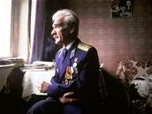 Podplukovník ve výslužbě Stanislav Jevgrafovič Petrov
